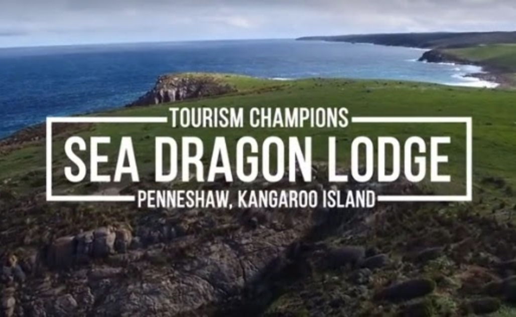 Sa Tourism Champions;Luxury Kangaroo Island accommodation