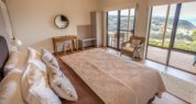 ; luxury accommodation on kangaroo island ; Kangaroo Island 5 Star accommodation; Sea Dragon Lodge; Deluxe Eco Villa Bedroom