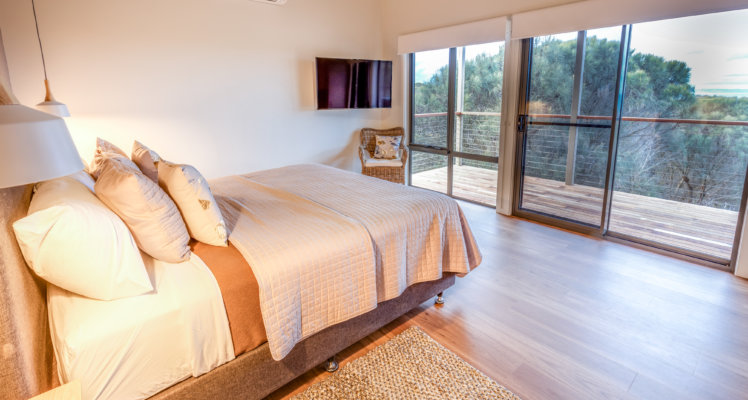 Luxury Kangaroo Island accommodation;Luxury Retreat on Kangaroo Island; Kangaroo Island Luxury; The Retreat;