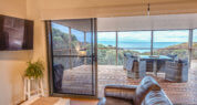 Luxury Kangaroo Island Retreat ;luxury kangaroo island accommodation; Sea Dragon Lodge; The Retreat Views