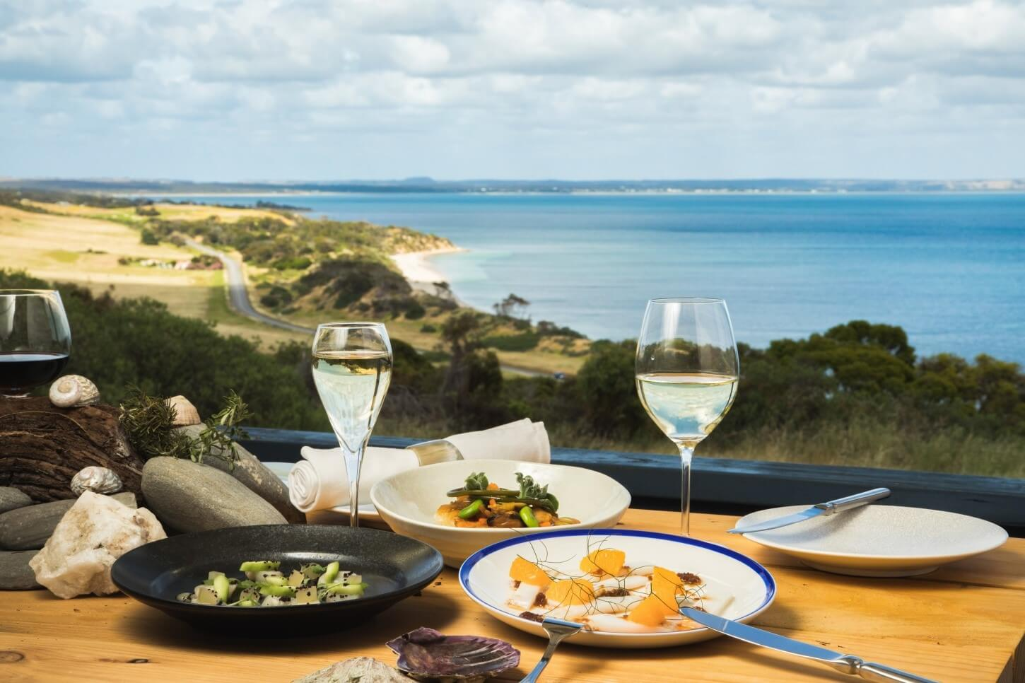 Fine Dining on Kangaroo Island