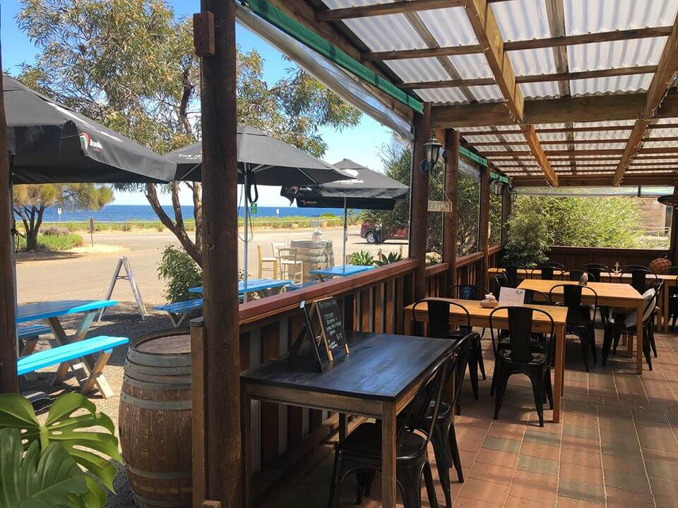 Rock Pool Cafe;Wineries on Kangaroo Island; Kangaroo Island Food & Wine; Stokes Bay